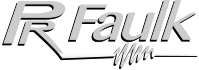 PR Faulk Electric Logo